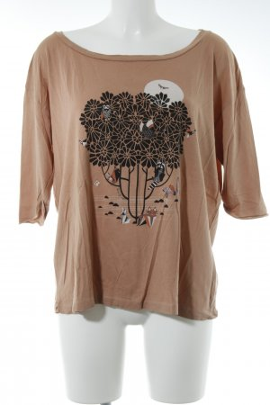 Paul & Joe Print-Shirt mehrfarbig Casual-Look