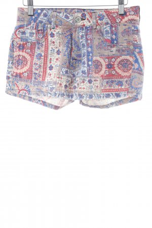 Paul & Joe Shorts Allover-Druck extravaganter Stil