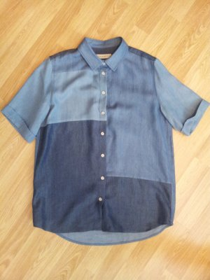 Paul & Joe Camicia a maniche corte multicolore Viscosa