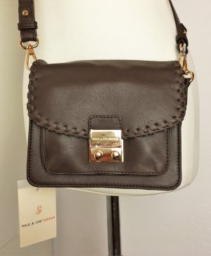 Paul & Joe Sister Borsetta mini marrone scuro-marrone Pelle