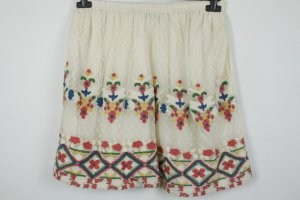Paul & Joe Sister Lace Skirt multicolored cotton