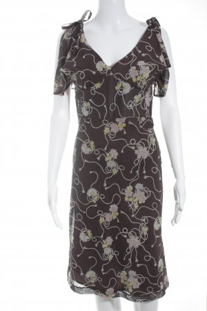Paul & Joe Strandkleid florales Muster Casual-Look