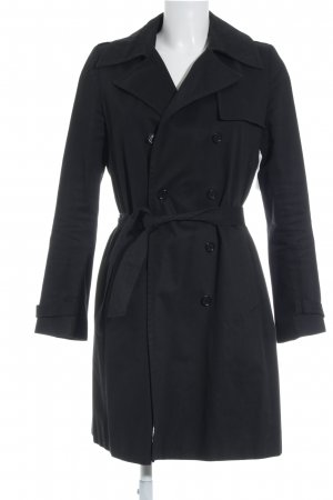 Paul & Joe Trenchcoat schwarz Casual-Look