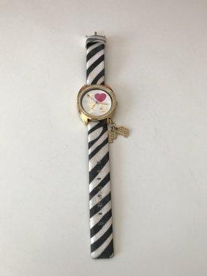 Paul's Boutique Armbanduhr mit zebramuster