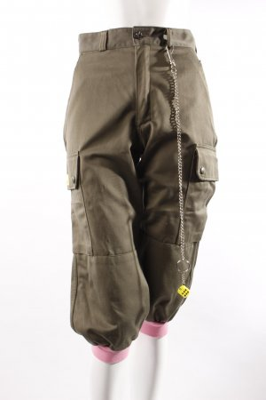 Paul's Boutique cargo pants with patches