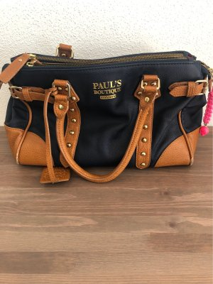 Paul's Boutique Handtasche Echtleder