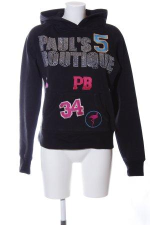 Paul's Boutique Sweatshirt Motivdruck Casual-Look
