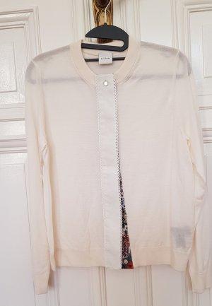 Paul Smith %100 mako cotton cardigan