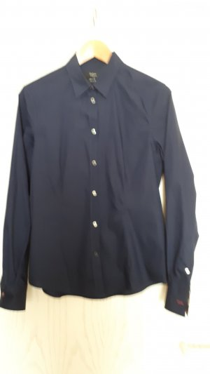 Paul Smith Blusenhemd dunkelblau