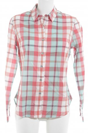 Paul Smith Shirt met lange mouwen geruite print casual uitstraling