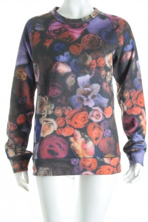 Paul Smith Pullover Allover-Druck Street-Fashion-Look