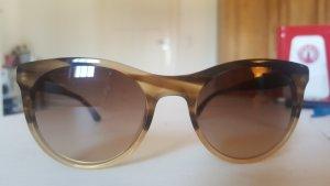 Paul Smith Sonnenbrille Farbverlauf grau braun