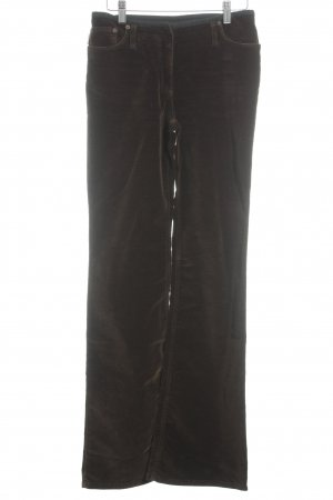 Paul Smith Stoffhose braun Casual-Look