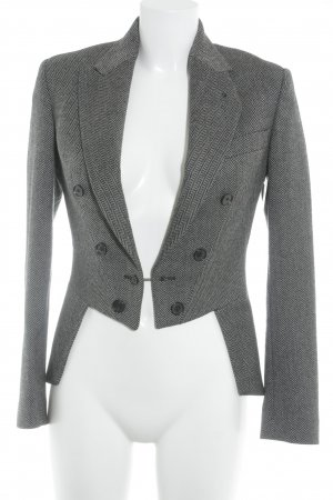 Paul Smith Tweedblazer schwarz-wollweiß Business-Look