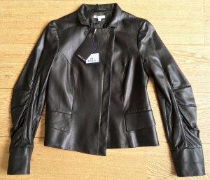 Paule ka Leather Jacket black leather