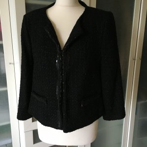 Paulina Expect in Style Tweed Blazer Gr. L Schwangerschaft