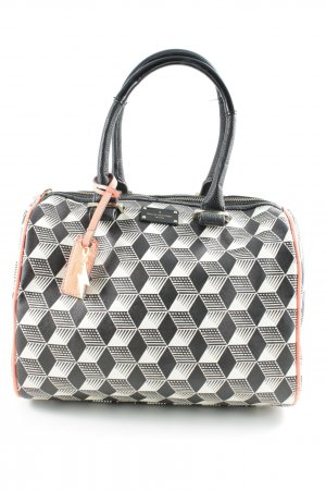 Pauls Boutique Bowlingtasche grafisches Muster Casual-Look