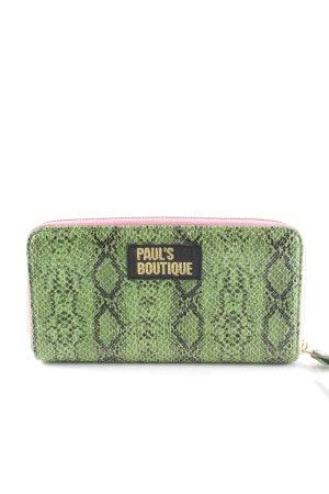 Pauls Boutique Geldbörse mehrfarbig Casual-Look