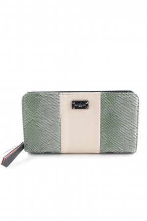 Pauls Boutique Wallet forest green-dusky pink extravagant style