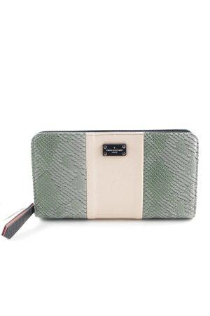 Pauls Boutique Geldbörse waldgrün-altrosa extravaganter Stil
