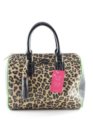 Pauls Boutique Handtasche Leomuster Elegant