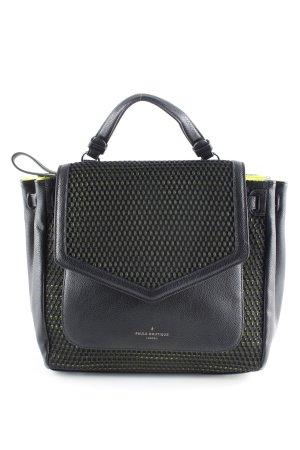 Pauls Boutique Handtasche schwarz Urban-Look