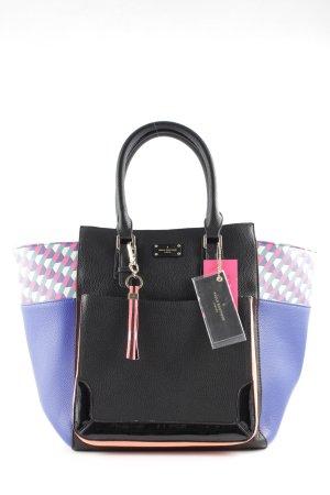 2ccdb3d097ce4 Pauls Boutique Henkeltasche abstraktes Muster extravaganter Stil