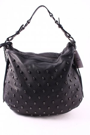 Pauls Boutique Hobo schwarz Punk-Look