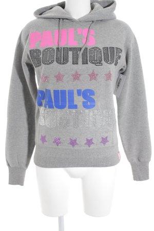 Pauls Boutique Kapuzenpullover mehrfarbig Casual-Look