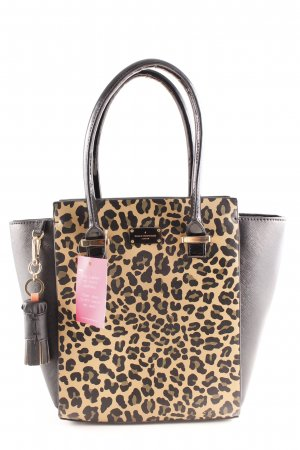 Pauls Boutique Shopper Leomuster Animal-Look