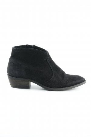 Pavement Ankle Boots schwarz Casual-Look