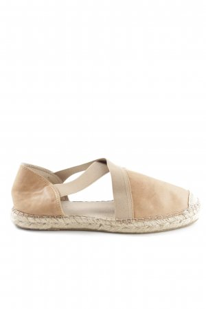 Pavement Espadrille Sandals light brown-camel casual look