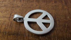 Peace Anhänger 925 Silber