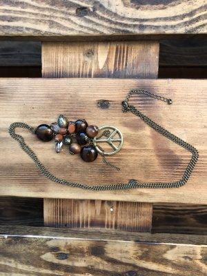 Peace Halskette
