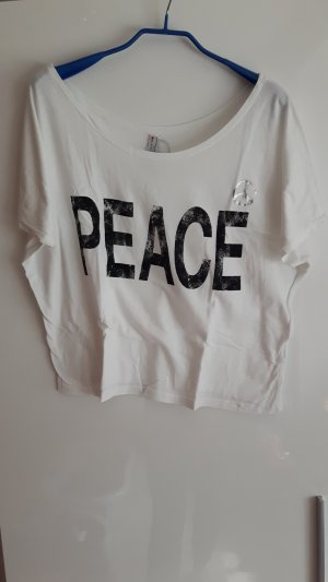 PEACE T-Shirt Fishbone
