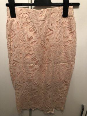 Lace Skirt light pink