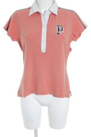 Peak performance Polo-Shirt mehrfarbig Casual-Look