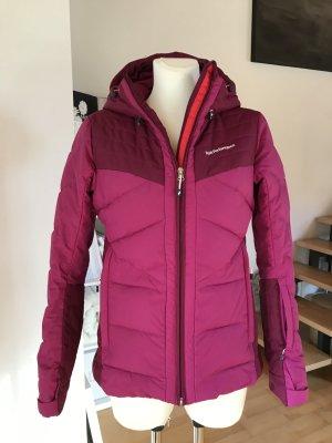 Peak Performance Skianzug 2-teilig pink fuchsia