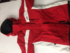 Peak performance Sports Jacket red-white