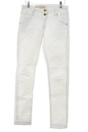 """Peak performance Slim Jeans """"Ahiga"""" wollweiß"""
