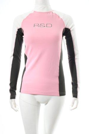 Peak performance Sportshirt mehrfarbig schlichter Stil