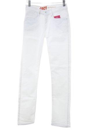 "Peak performance Straight-Leg Jeans ""Jacy"" weiß"