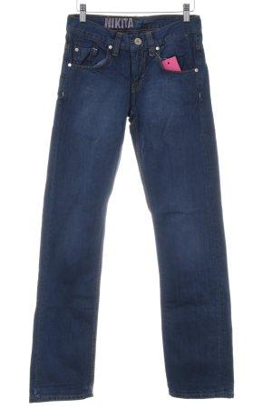 """Peak performance Straight-Leg Jeans """"Nikita"""" blau"""