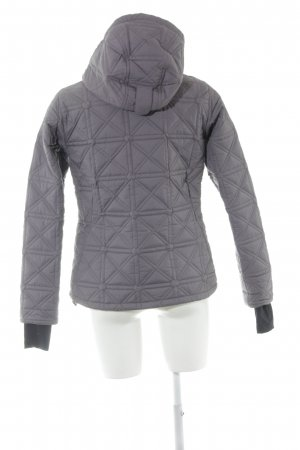 Peak performance Winter Jacket grey lilac casual look