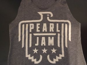 Pearl Jam Fan-Shirt Girls