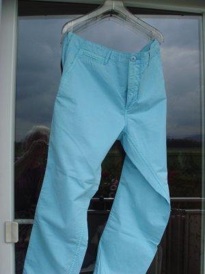 Peckott Stretch jeans lichtblauw Katoen