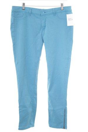 Pedro del Hierro Jeans a 7/8 azzurro stile casual