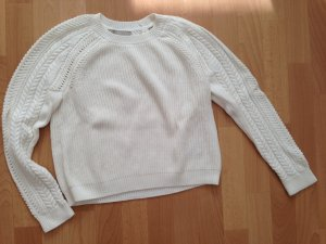 Pedro del Hierro Pullover in cremeweiss