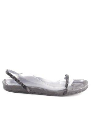 Pedro garcia Flip-Flop Sandals black casual look