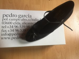 Pedro García Pumps schwarz Größe 37 NP 225 Euro